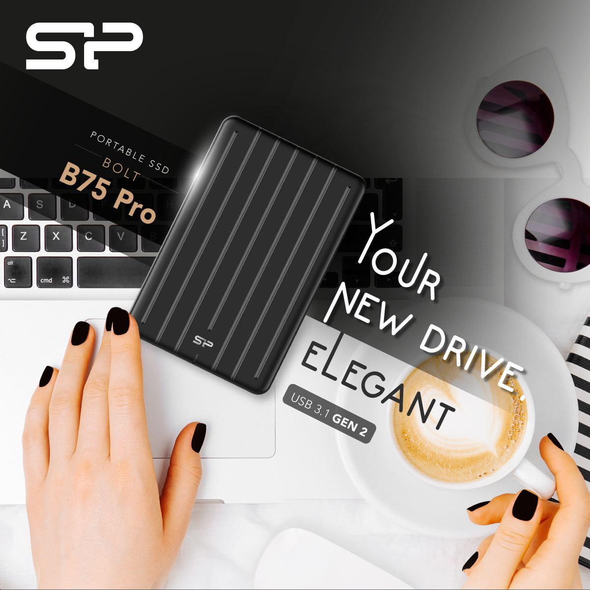 SSD سیلیکون پاور