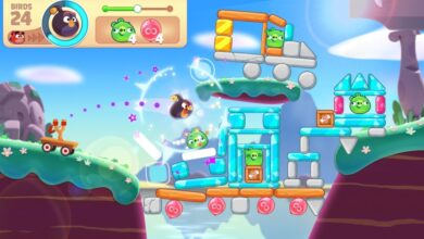 Angry Birds Journey انگری بردز