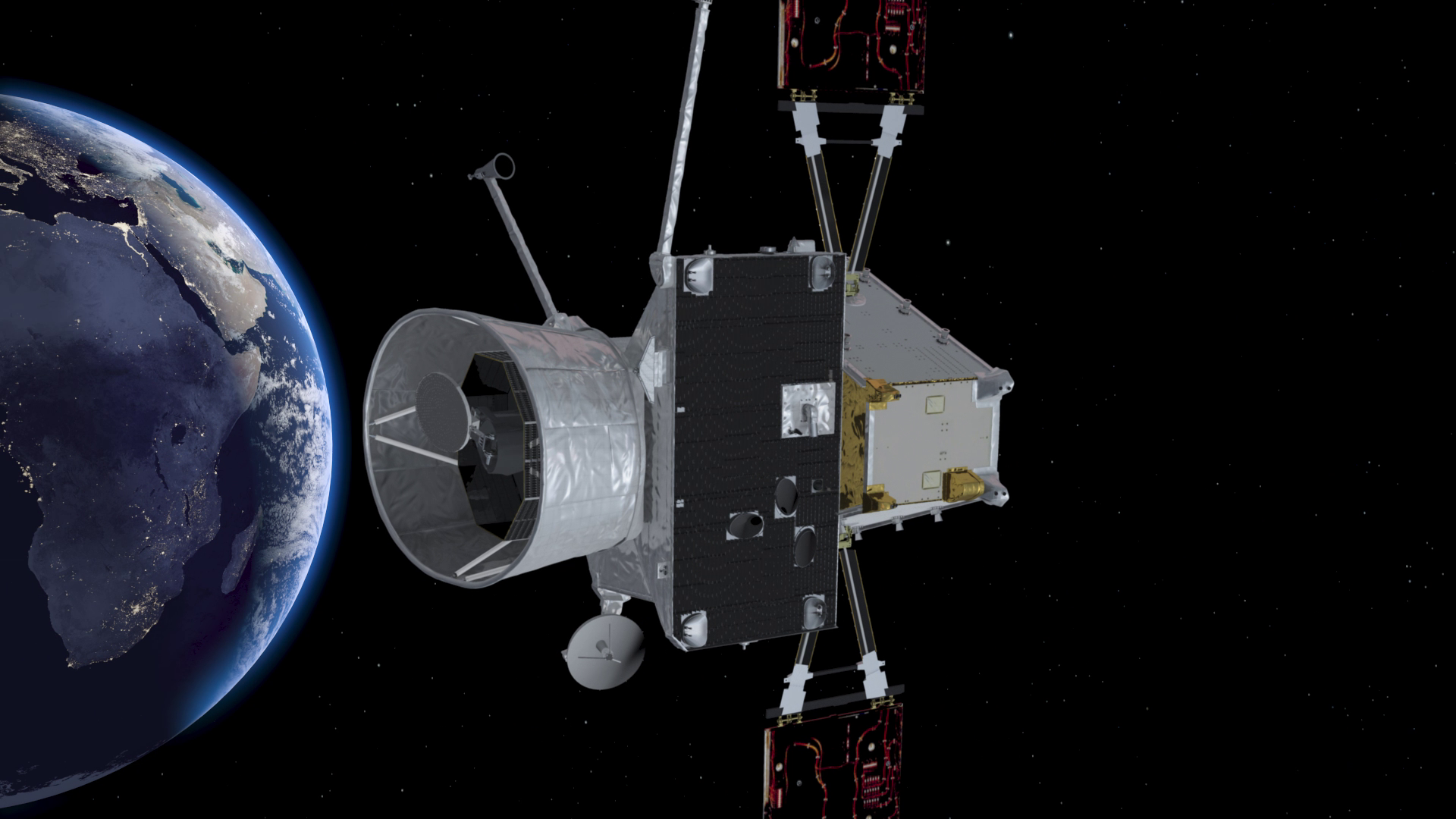 Image result for bepicolombo